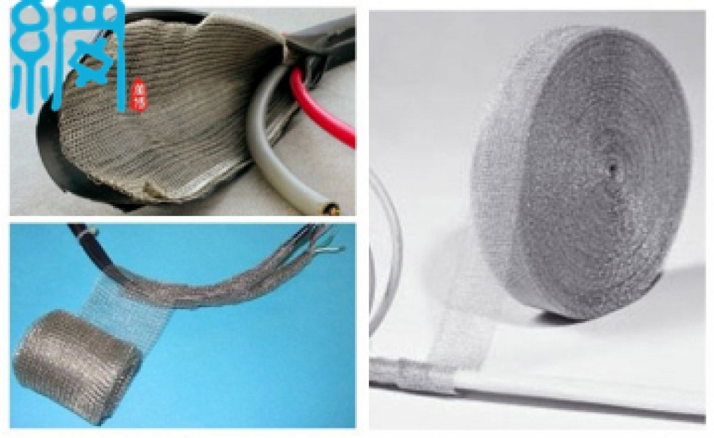 Import Export Shijiazhuang: Cable Wrapshield stainless steel knitted ...