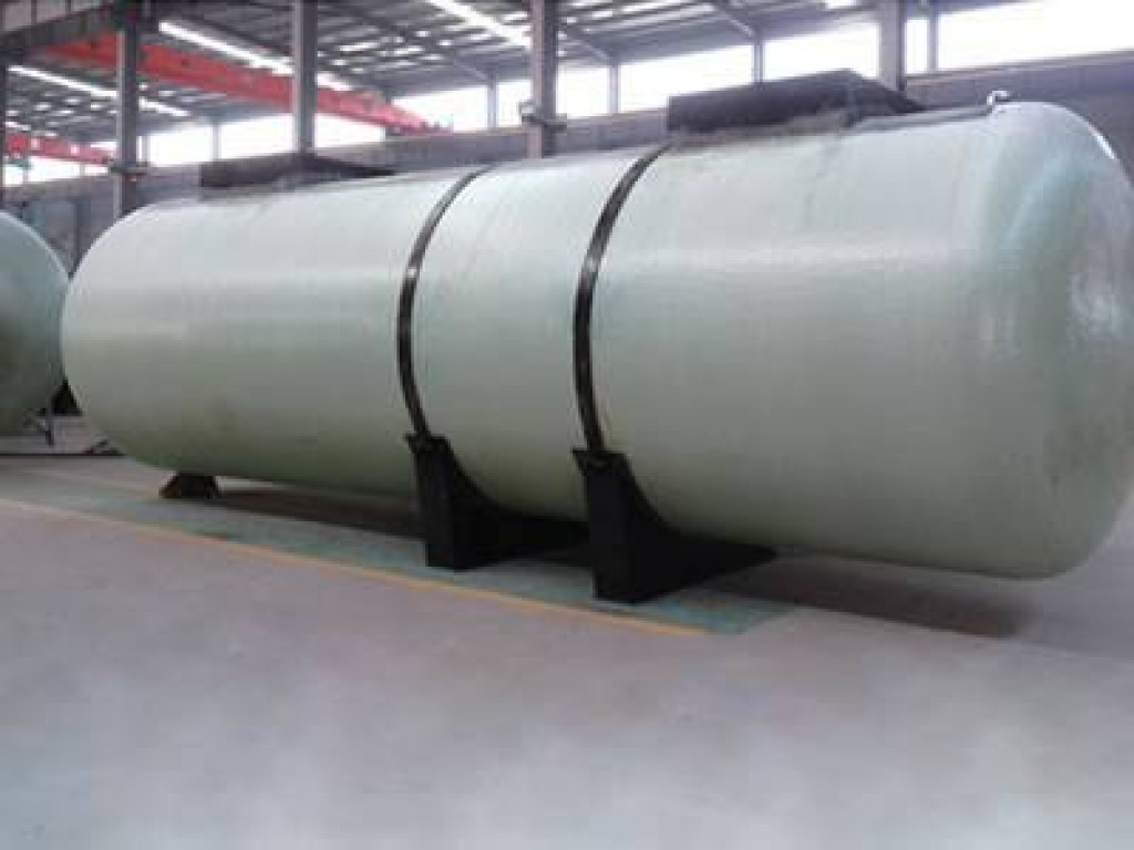 Import Export Anping County Double Wall Frp Oil Storage Tank