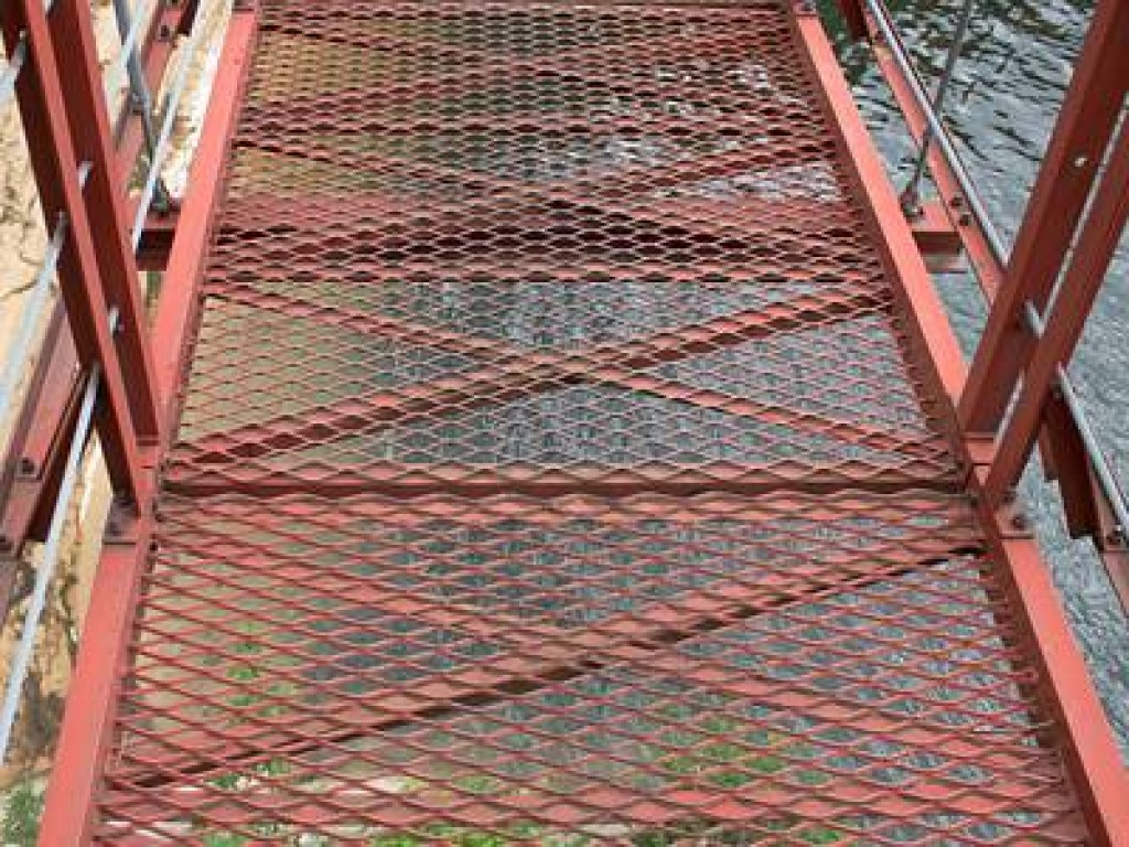 Import Export Anping County Expanded Metal Walkway Grating