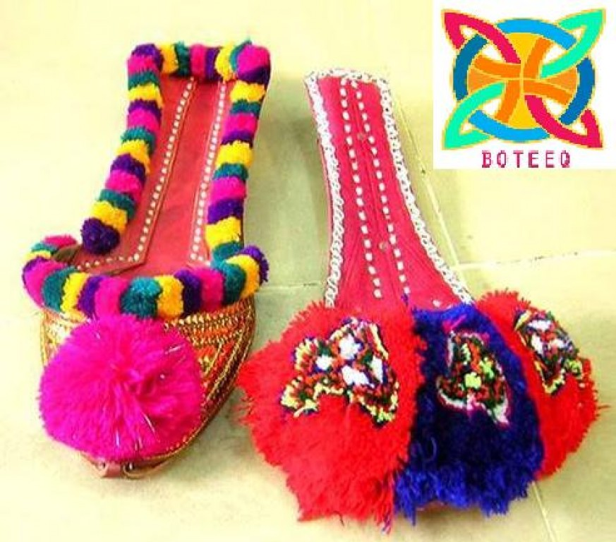 Import And Expot Of Shoes Mail: Import Export Lahore: HAND MADE MULTANI KHUSSA FOR WOMEN