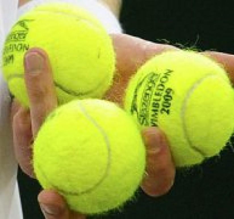 Tennis Ball Size 39