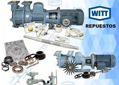Importacion de Bombas Witt y repuestos