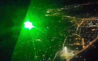 Laser pointer safety regulation status