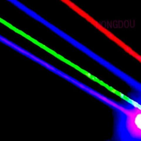 Best laser color