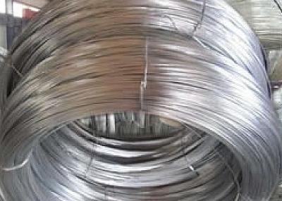 Galfan Wire Coils for Galfan Gabions