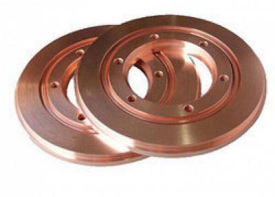 Copper Seam Welding Wheels - PARENTNashik