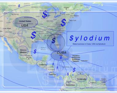 Make business Cuba – USA (Sylodium, import- export)