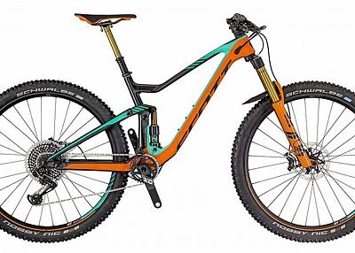 2018 Scott Genius 900 Tuned Mountain Bike