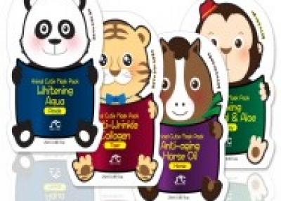 SOC Animal Cutie Mask Pack