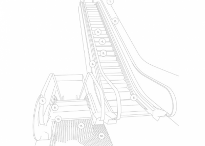 Don't Know the Escalator Parts Safety Brush Curved Arc? AOQUN Can Help You