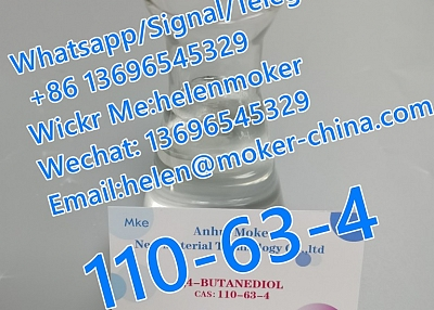 Safe Shipping 1, 4-Butanediol CAS 110-63-4 with High Quality