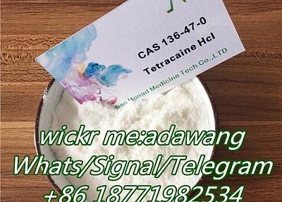 tetracaine hcl powder cas 136-47-0