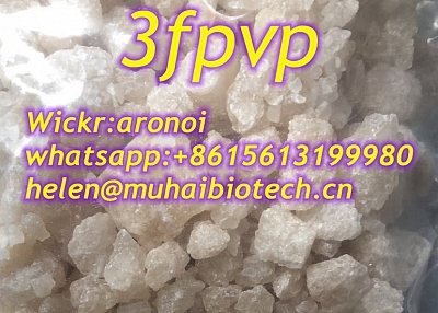 3FPVP crystal research chemicals supply whatsapp:+8615613185694