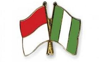 Nigeria - Indonesia, trade volume (By Sylodium, international trade directory)