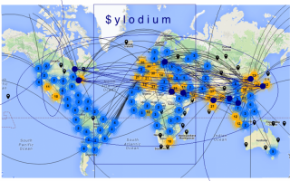Make Business between Powerful countries  (Sylodium)