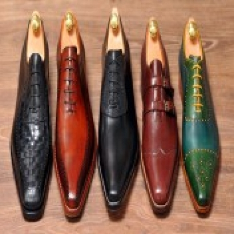 Handmade Men's  Dress Shoes