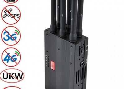 Tragbare 6 Antennen Handy Störsender