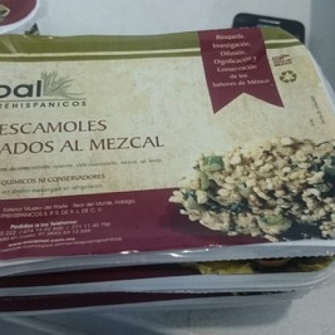Comida Prehispánica