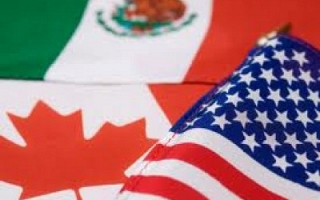 Mexico, Canada and U.S. (Sylodium, import export business)