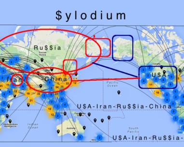 地缘政治和国际业务:美国,中国,伊朗和俄罗斯