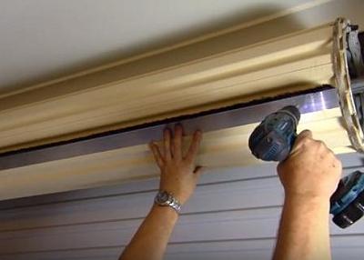 Roll Up Door Brush Seal Installation Installation Precautions-AOQUN