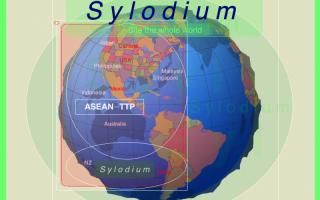 ASEAN – TPP business (Sylodium, import export)