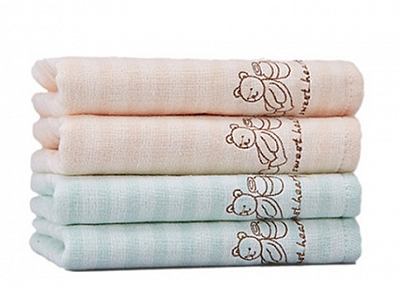 Cotton children's towel
