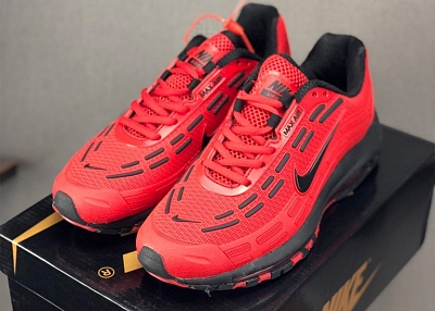 Nike Air Max 99 Shoes in Red For Women/Men nike outlet online