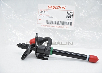 BASCOLIN type Nozzle 28481 Pencil Nozzle