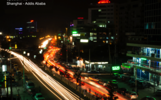 Africa importing Asian LED street systems.