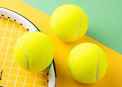 bulk tennis balls