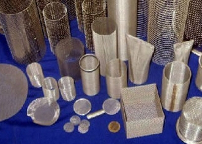 Perforated Metal Disc Filters
