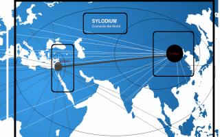 Israel – China trade (Sylodium, import export business)