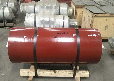 Export Self-moving Device Drum for Coal Mining Machinery
