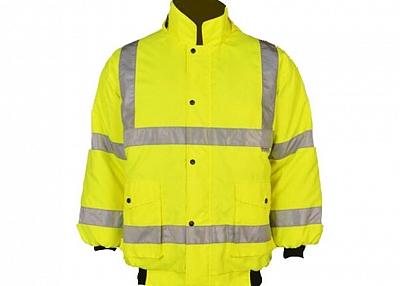 Waterproof Hi-Vis Jacket