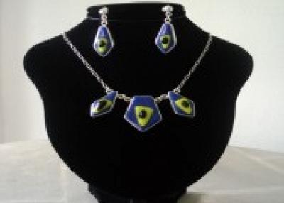 Fused glass jowelry