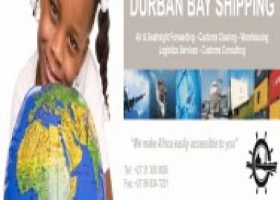 Durban Bay Shipping - Your leading partner in Africa