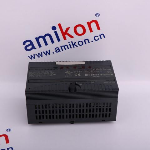 GE FANUC IC693ALG223D High Density Input Analog Modual 16 PT Current 24VDC