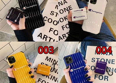 Champion/チャンピオンiPhone 12 Miniケース ブランド 韓国風 アイフォン12カバー 激安