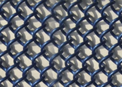 Interior Decorative Aluminum Mesh Curtain