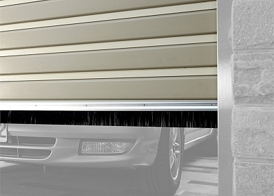 Brush Style Door Weatherstripping, AOQUN Defeats The Covid-19 With You