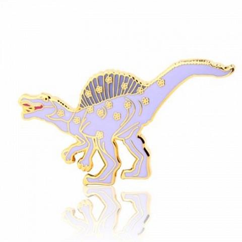 GS-JJ Spinosaurus Dinosaur Cheap Custom Pins