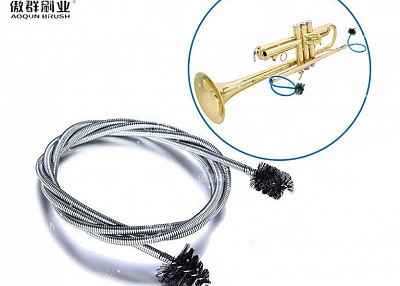AOQUN-Trumpet Lead Pipe Brush Is Actually Related To Nylon Soft?