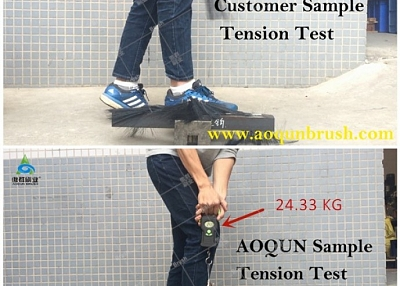 AOQUN Escalator Skirt Brushes Are A Wise Choice for Brand Elevator Manufacturers