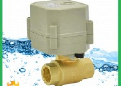 DN15 AC230V NSF61 hot sale small Electric Water Valve