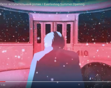 Russian video game: Everlasting Summer