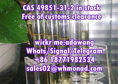 Manufacturer 2-Bromo-1-Phenyl-1-Pentanone CAS 49851-31-2