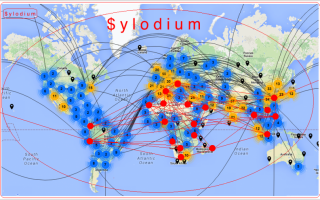 Business in Turkey – Colombia, UAE – Africa...(Sylodium)