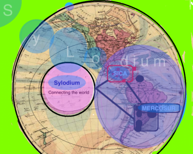 Bloques económicos de América Latina (Sylodium, import -export)