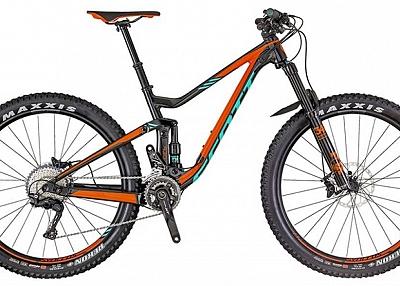2018 Scott Genius 730 Mountain Bike